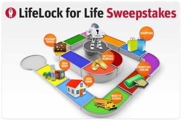 LifeLock Sweepstakes: Enter for the Chance to Win and Learn