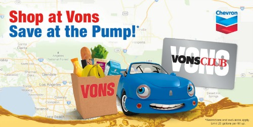 Vons History. Vons is a supermarket chain that operates supermarkets under the Vons and Pavilion banners. Vona was founded Charles Von der Ahe as Von's Groceteria in Los Angeles, California.
