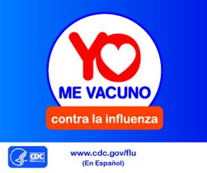 Semana Nacional de la Vacuna contra la Influenza es del 2 al 8 de Diciembre del 2012
