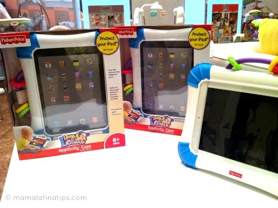 Laugh & Learn Apptivity Case for iPad Devices Giveaway #WatchIttoWinIt Holiday Event