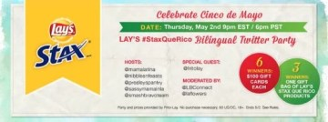 Join us for a #StaxQueRico Twitter Party