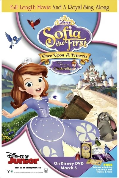 Sofía the First: Once Upon a Princess Giveaway