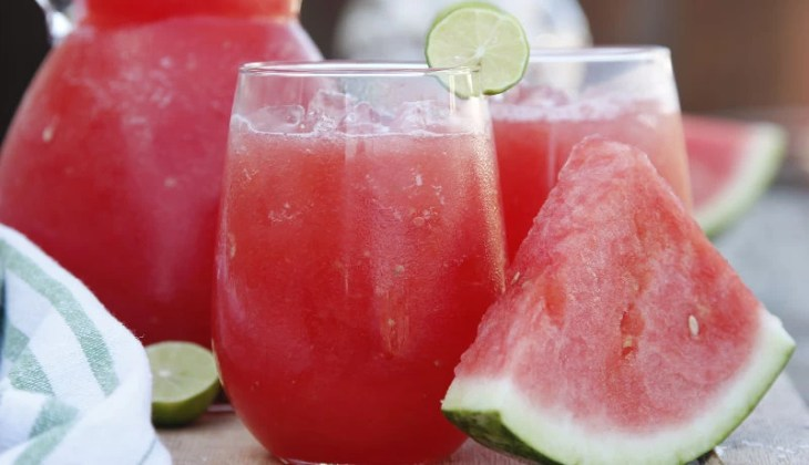 Mexican Watermelon Cooler Recipe