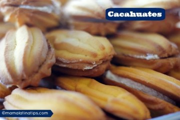 Bread Fridays: Cacahuates (Peanuts)