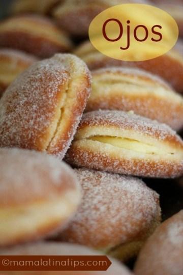 Bread Fridays: Ojos or Eyes