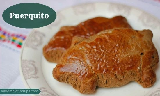 Bread Friday: Puerquito