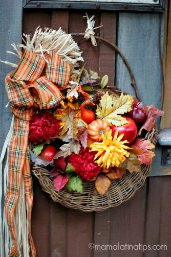 Happy Thanksgiving!!  ¡Felíz Día de Acción de Gracias!