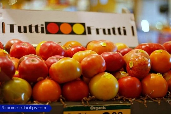 Heirloom Tomatoes and More