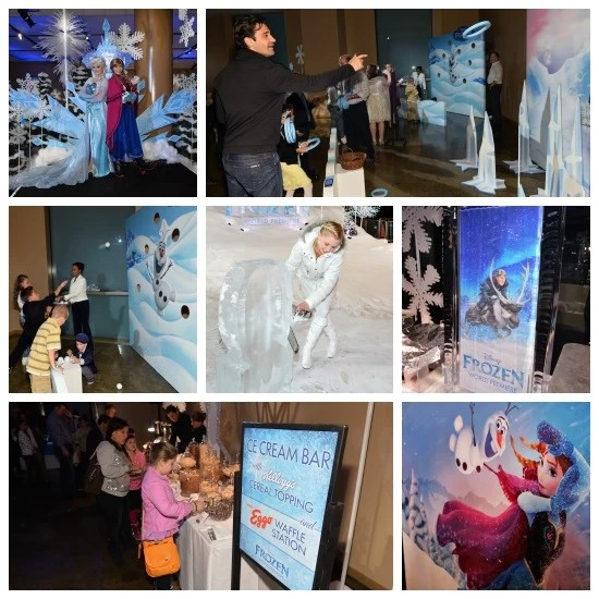Frozen After Party