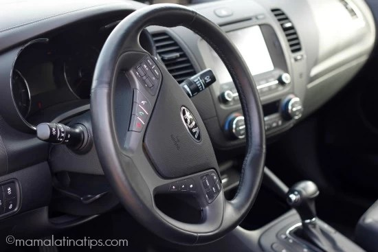 Kia Forte Steering Wheel