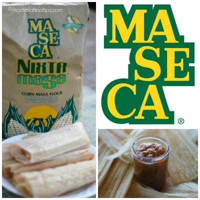 tamales maseca