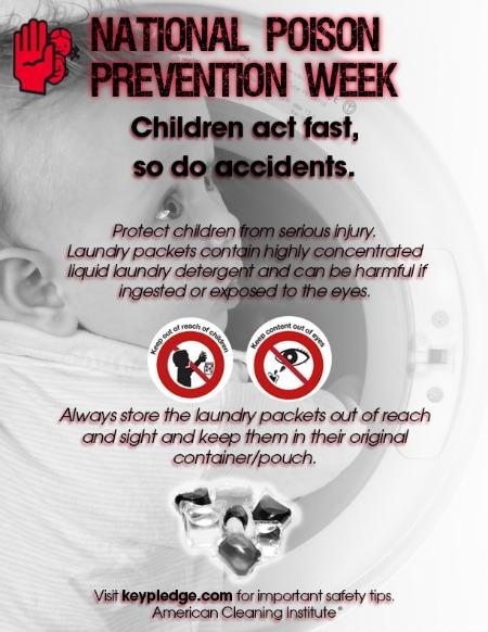 ACI National Poison Prevention Week