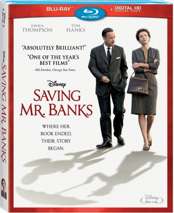 Saving Mr. Banks Blu-ray