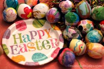 Cascarones and Easter Egg Activities