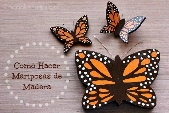 Como Hacer Mariposas de Madera y un Sorteo de Herramientas para tus Proyectos