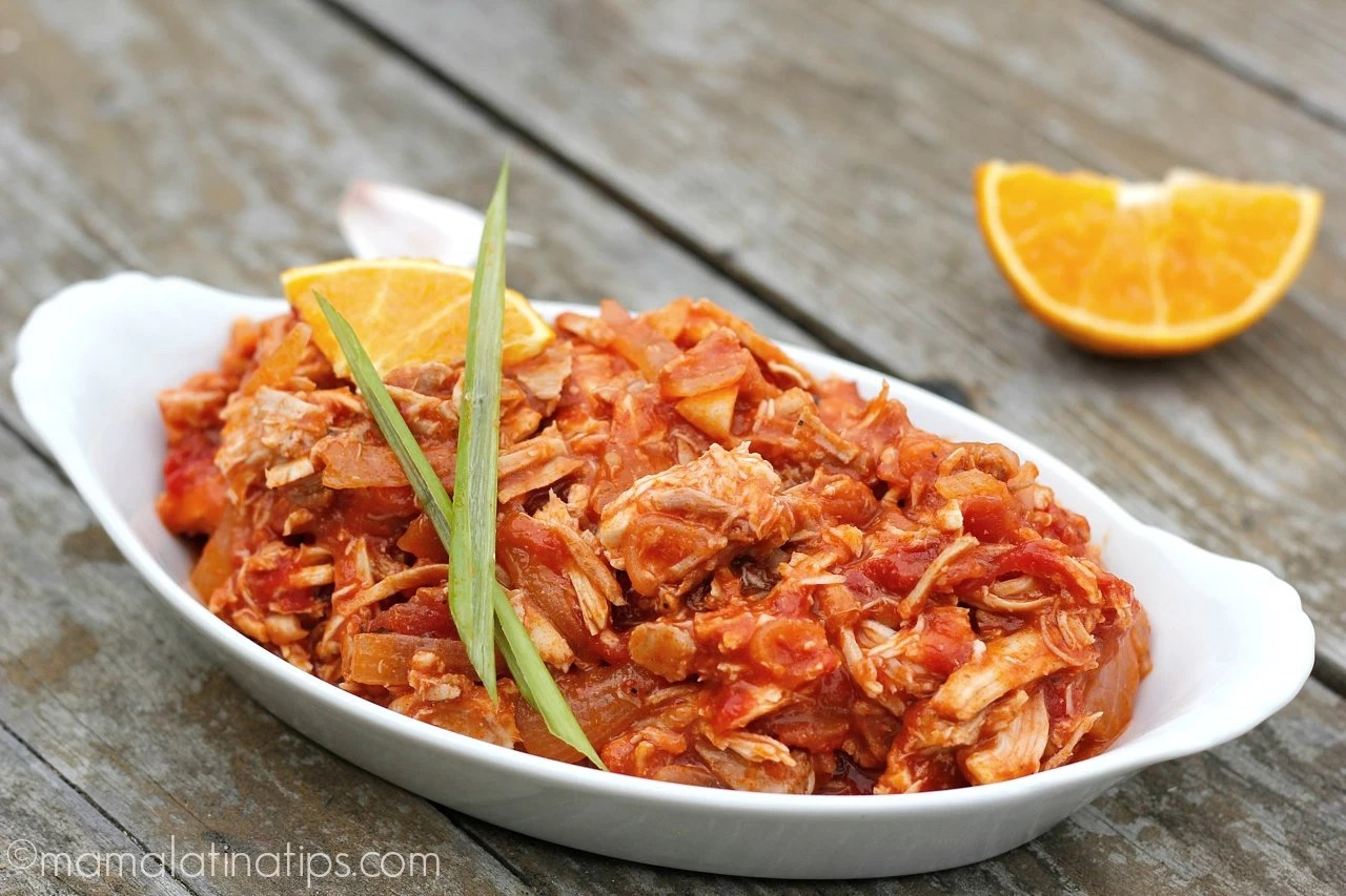Chicken and Pork Tinga