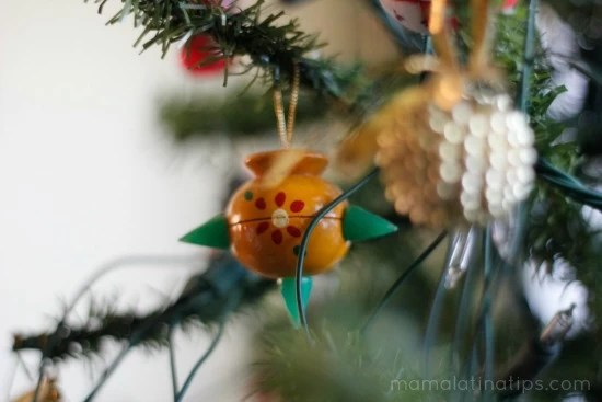 Christmas Piñata Ornament
