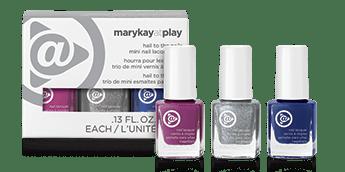 Mary Kay Mini Nail Trio