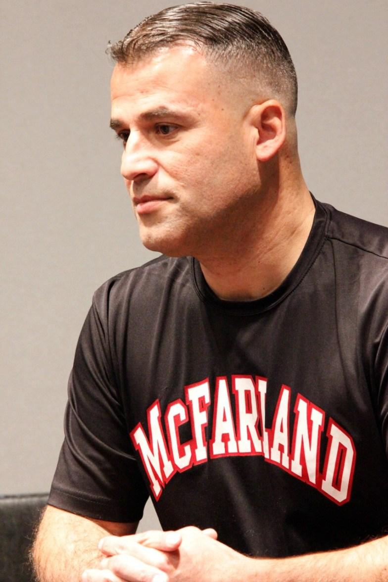 Danny Díaz McFarland USA