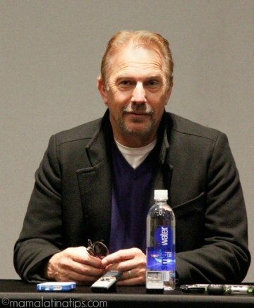 Interview with Kevin Costner #McFarlandUSAEvent