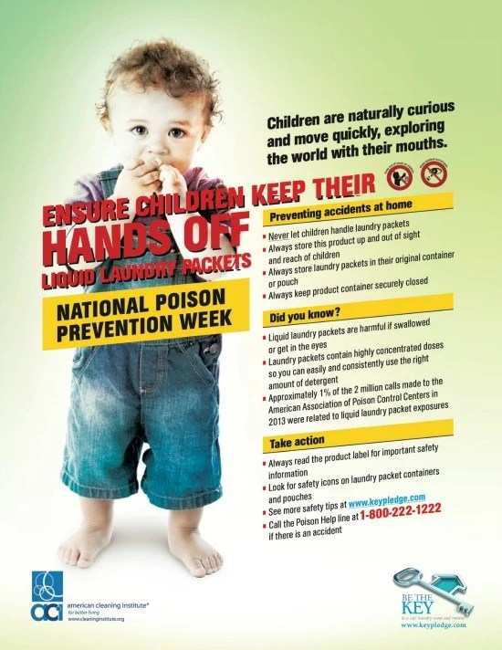 ACI National Poison Prevention Week 2015
