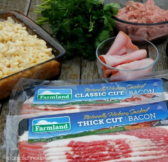 Farmland bacon