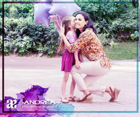 Mamá e hija - ANDREA - mamalatinatips.com