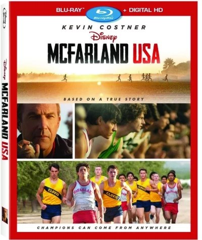 McFarland, USA on Blu-ray this June 2nd 2015 - mamalatinatips.com