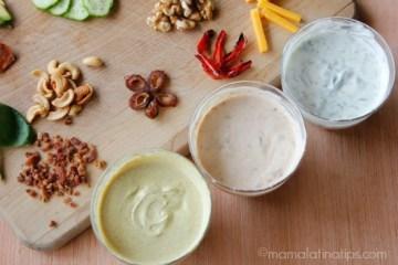 Crostini Festivo con Yogurt Griego