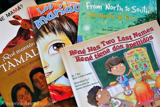 libros en español by mamalatinatips.com