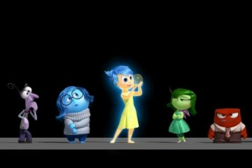 Meet the Colorful Characters of Disney/Pixar Inside Out