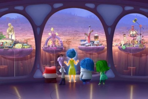 Characters of Inside Out - mamalatinatips.com
