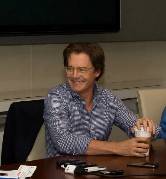 An interview with Kyle MacLachlan - mamalatinatips.com
