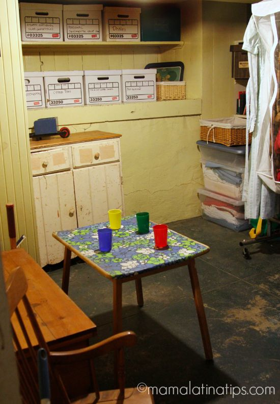 A&H basement project after mlt