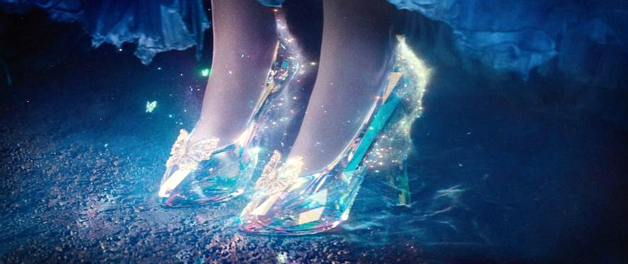 Sorteo de la película de Disney Cenicienta (2015)