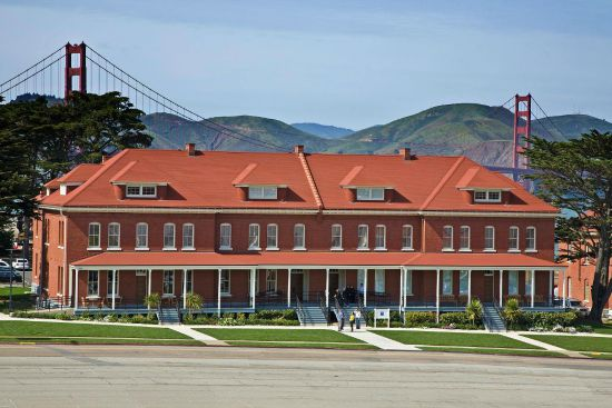 The Walt Disney Family Museum in San Francisco
