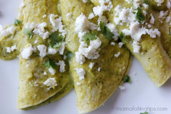 Avocado Enchiladas Recipe