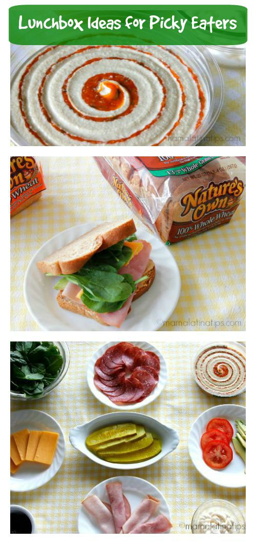 Creative Sandwiches for Picky Eaters