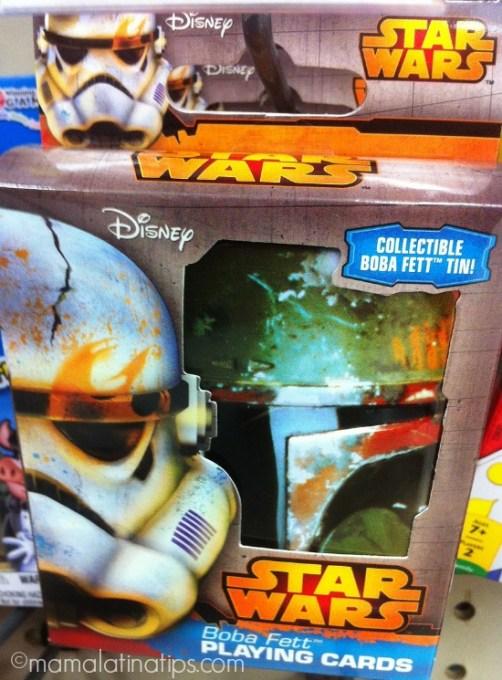 juego de cartas de Star Wars