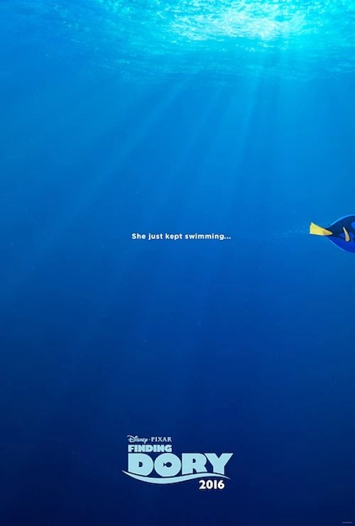 First Look at Finding Dory #FindingDoryEvent