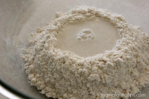 harina para tortillas - mamalatinatips.com