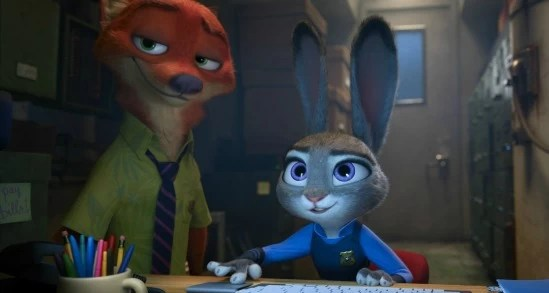 Nick Wilde and Judy Hopps - mamalatinatips.com