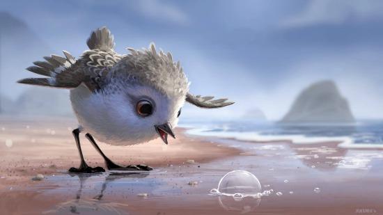 Piper, the New Disney Pixar Short