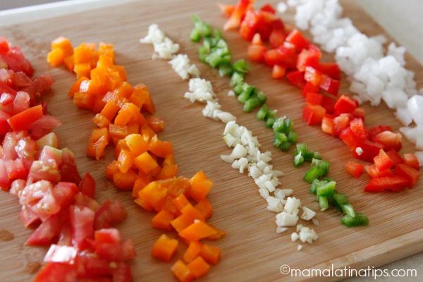 turkey-mushroom-tostada-veggies-mamalatinatips