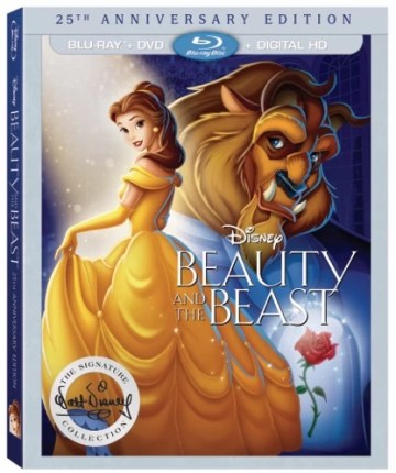 Disney Beauty and the Beast 25th Anniversary Edition Giveaway