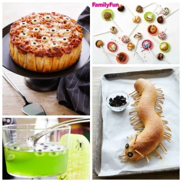Spooky Fun Halloween Foods for Kids