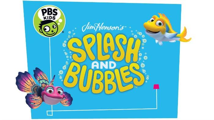 Splash and bubbles series on pbskids - mamalatinatips.com