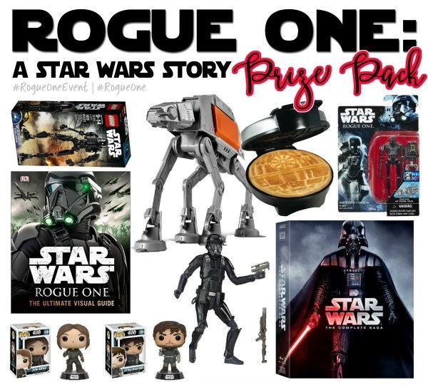 Rogue One Prize Pack Giveaway