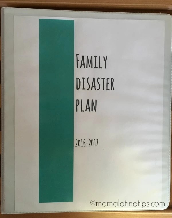 How to Create a Family Emergency Plan