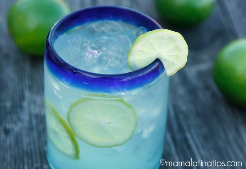 Lime Agua Fresca - mamalatinatips.com